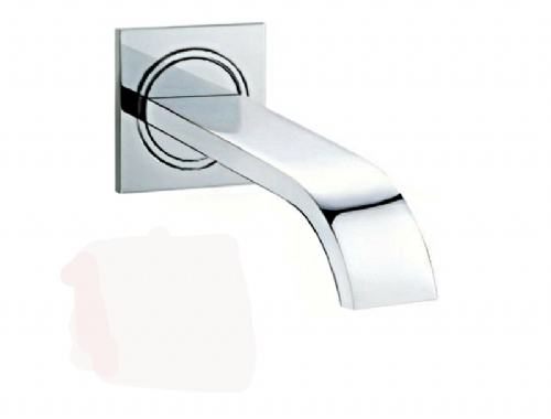 Vado Instinct Wall Mounted Spout In Chrome (INS-140-C/P)